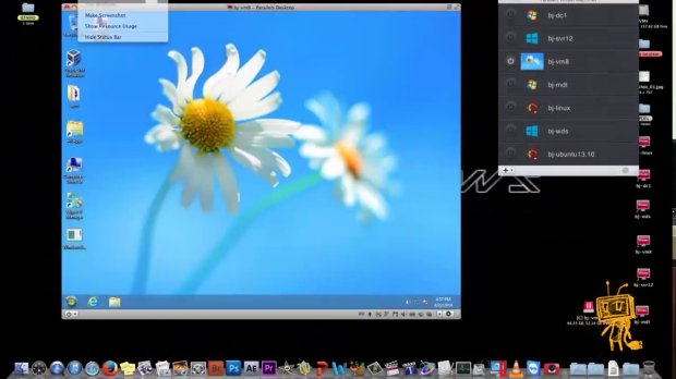 Parallels - Virtual Machine