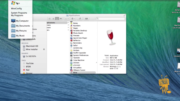 Wine for Mac