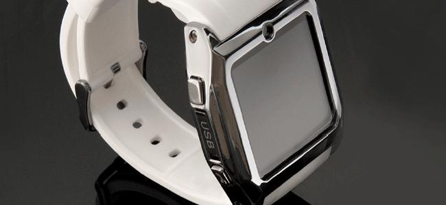 Blanc-Spark-Smart-Watch
