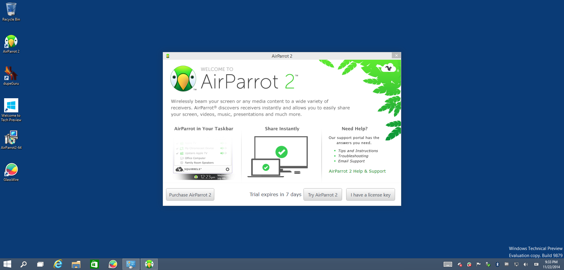 AirParrot 273 Crack Free Download